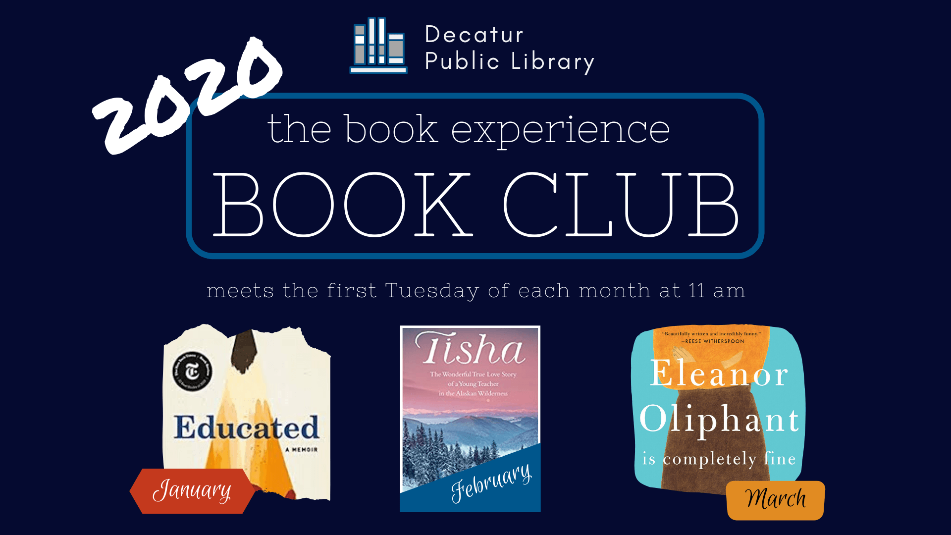 The Book Experience book club